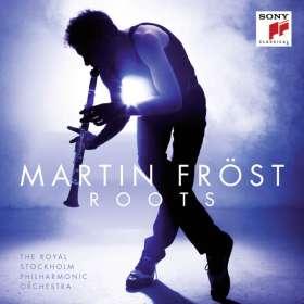 Martin Fröst - Roots (Die ersten 100 Exemplare hat Martin Fröst signiert), CD