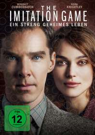 The Imitation Game, DVD
