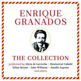 Enrique Granados (1867-1916): The Collection, 7 CDs
