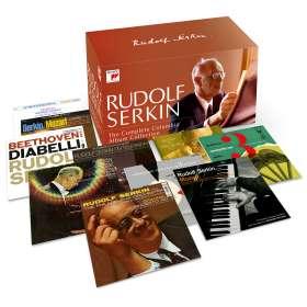 Rudolf Serkin - The Complete Columbia Album Collection, 75 CDs