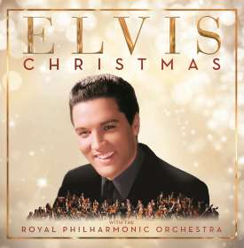Elvis Presley (1935-1977): Christmas with Elvis and the Royal Philharmonic Orchestra, CD