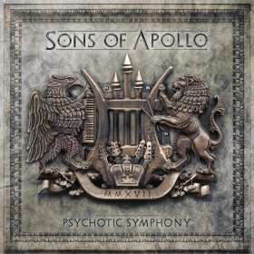 Sons Of Apollo: Psychotic Symphony, CD
