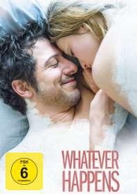 Whatever happens, DVD