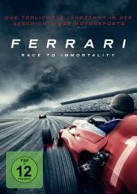 Ferrari: Race to Immortality (OmU), DVD