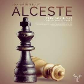 Jean-Baptiste Lully (1632-1687): Alceste, 2 CDs