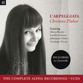 L'Arpeggiata & Christina Pluhar - Complete Alpha-Recordings, 6 CDs