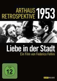 Liebe in der Stadt, DVD