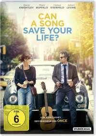 Can A Song Save Your Life?, DVD
