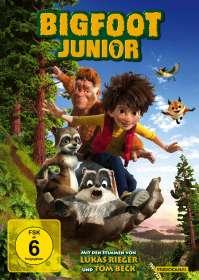 Bigfoot Junior, DVD