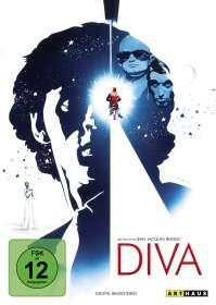Diva, DVD