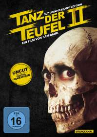 Tanz der Teufel 2, DVD