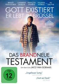 Das brandneue Testament, DVD