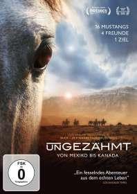 Ungezähmt - Von Mexiko bis Kanada, DVD