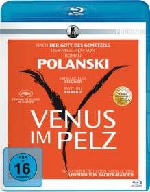 Venus im Pelz (2013) (Blu-ray), Blu-ray Disc