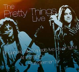 The Pretty Things: Live On Air At BBC, CD