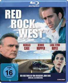 Red Rock West, Blu-ray Disc
