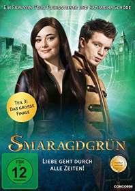 Smaragdgrün, DVD