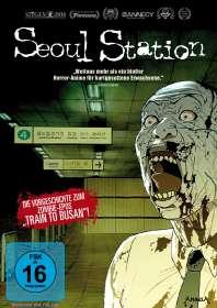 Seoul Station, DVD