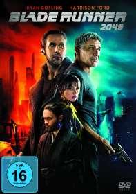 Blade Runner 2049, DVD