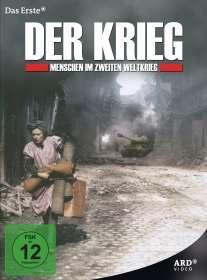 Der Krieg: Menschen im Zweiten Weltkrieg, DVD