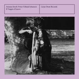 Arianna Savall - Il viaggio d'Amore, CD