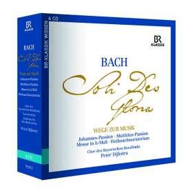 Bach - Soli Deo Gloria (Die Werkeinführungen) (Exklusivausgabe für jpc), 6 CDs
