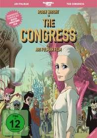 The Congress, DVD