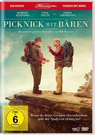 Picknick mit Bären, DVD