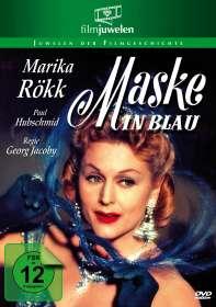 Maske in Blau, DVD