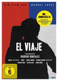 El Viaje - Ein Musikfilm mit Rodrigo Gonzalez, DVD