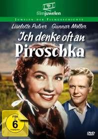 Ich denke oft an Piroschka, DVD