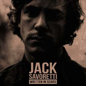 Jack Savoretti: Written In Scars (Jewel Case), CD