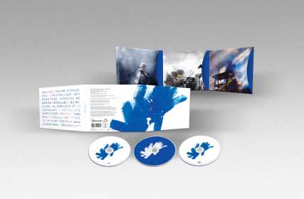 alt-J: Live At Red Rocks, CD
