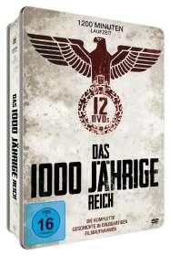 Das 1000 Jährige Reich (Metalbox), 12 DVDs