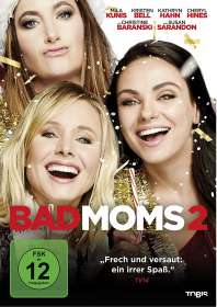 Bad Moms 2, DVD