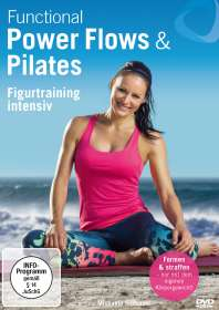 Functional Power Flows & Pilates, DVD