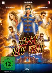 Happy New Year, DVD