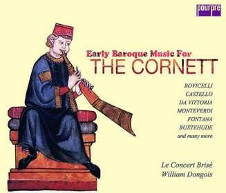 Early Baroque Music for the Cornett (Exklusiv für jpc), 3 CDs
