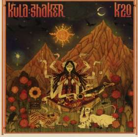 Kula Shaker: K2.0, CD