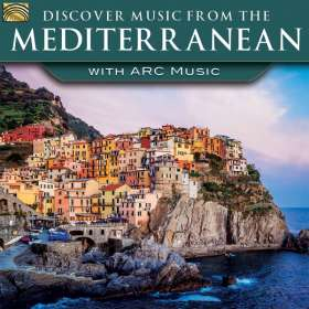 Discover Music From The Mediterranean, CD