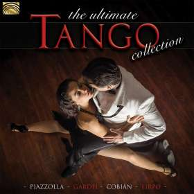 The Ultimate Tango Collection, CD