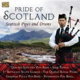 Pride Of Scotland-Scottish Pipes & Drums, CD