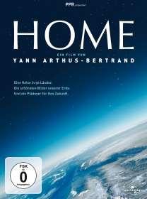Home (2008 / I), DVD