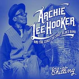 Archie Lee Hooker: Chilling, CD