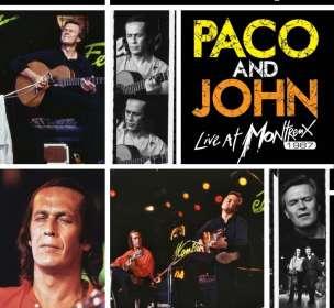Paco De Lucia & John Mclaughlin: Paco & John - Live At Montreux 1987, 2 CDs