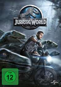 Jurassic World, DVD