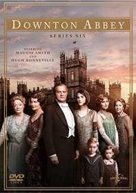 Downton Abbey Season 6 (UK-Import), 3 DVDs