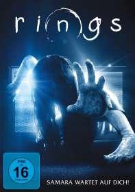Rings, DVD