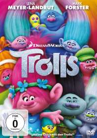 Trolls, DVD