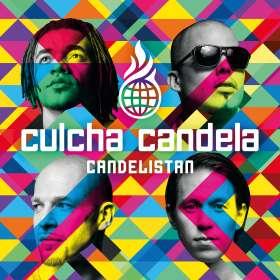 Culcha Candela: Candelistan, CD